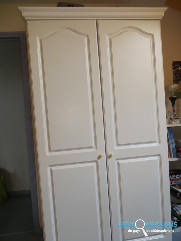 Armoire Chambre Hopital : Armoire chambre blanche